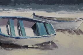 schilderij.roeiboot - kopie