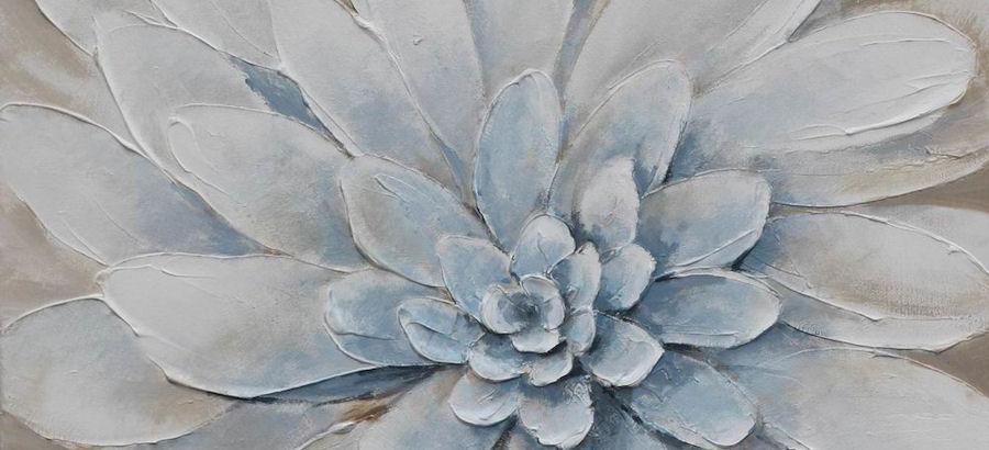 Home.schilderij.bloem