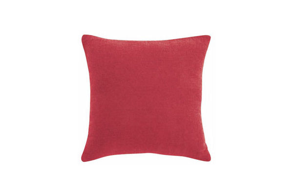 Sierkussen.flannel,Red