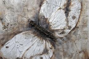 schilderij.vlinder.set