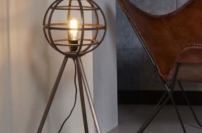 Globe.tafellamp